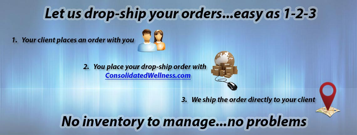 Our Drop Ship Services