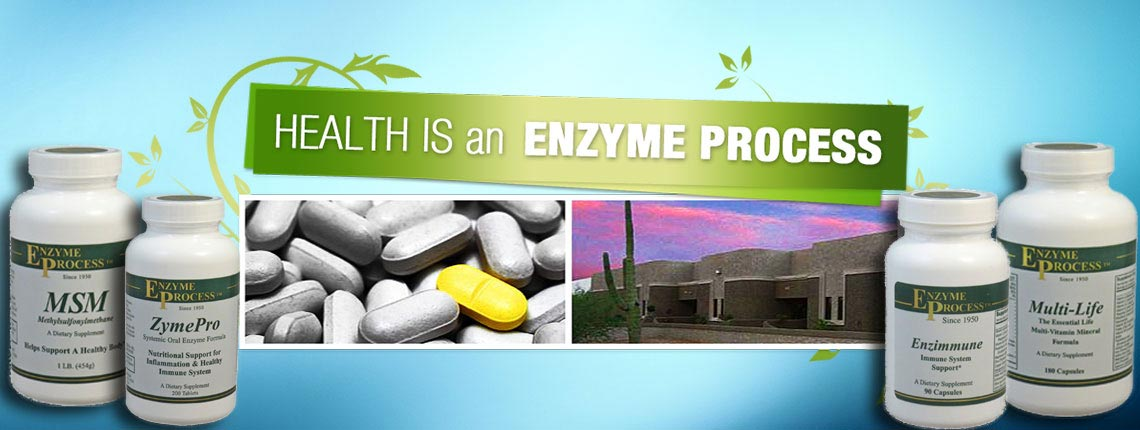 Enzyme Process Supplements