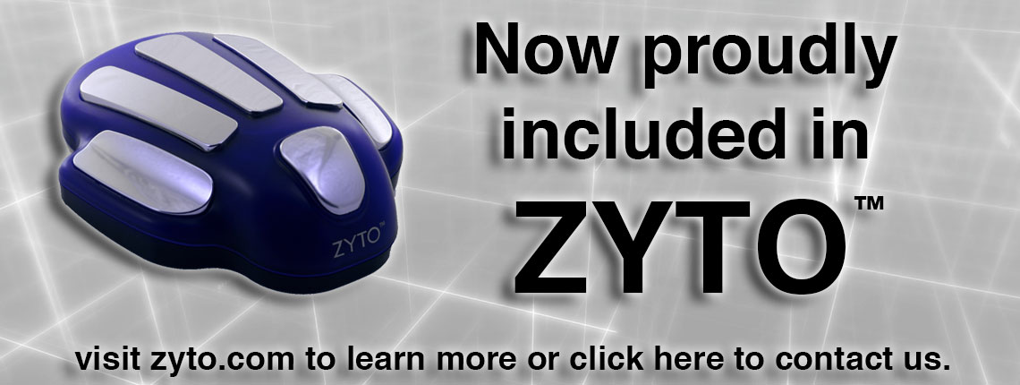 Now included in ZYTO